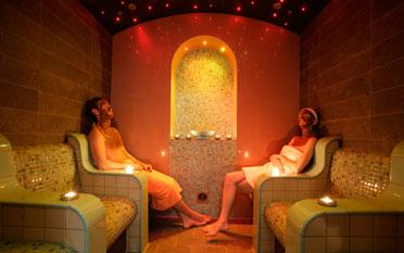 Sauna-Anwendungen