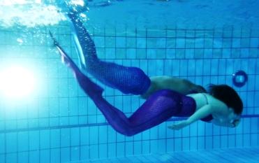 Meerjungfrauen-Kurs